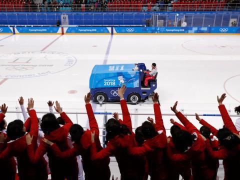 máquina pulidora hielo