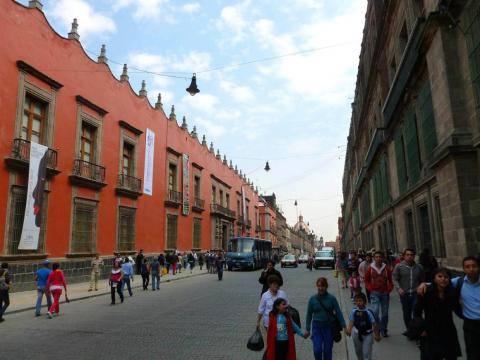 Mexico City hopes to ban about two million cars from the city center.