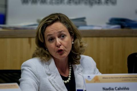 Nadia Calviño, nueva ministra de Economía