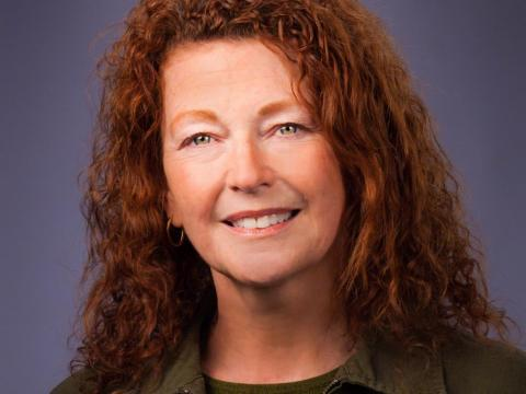 Red Hat's VP of engineering Denise Dumas