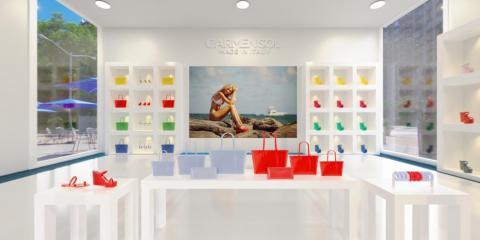 Obsess's virtual store for Carmen Sol.
