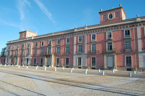 Palacio del Infante Don Luis en Boadilla del Monte