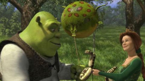 2001 - Shrek