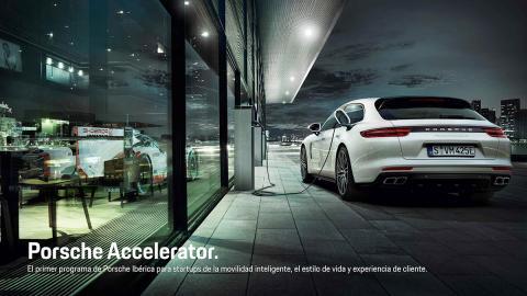 Porsche Accelerator by Conector