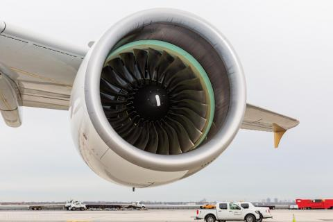 Power for the A380 comes from a quartet of engines from suppliers Rolls-Royce and Engine Alliance.