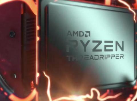 Un procesador de AMD