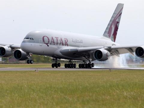 15. Qatar Airways [RE]