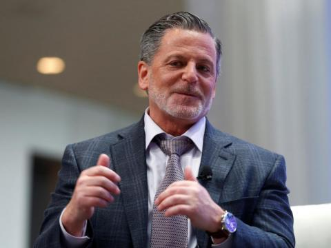 Quicken Loans founder and Cleveland Cavaliers owner Dan Gilbert.