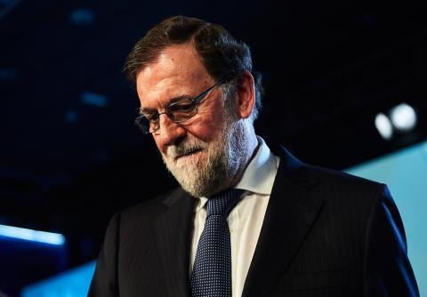 Rajoy Dimite Presidente PP