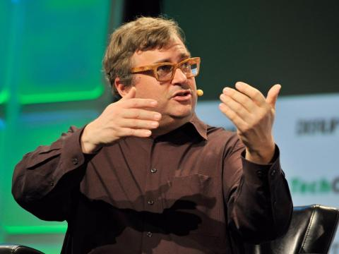 LinkedIn cofounder and 'Masters of Scale' host Reid Hoffman said he did his best thinking in places that are brand new to him, like a cafe he's never been to before.