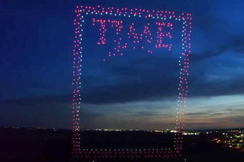 Revista Time drones