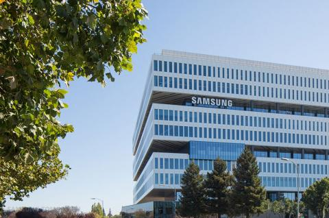 Samsung Oficina Silicon Valley