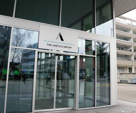 Sede de Adecco en Glattbrugg Suiza