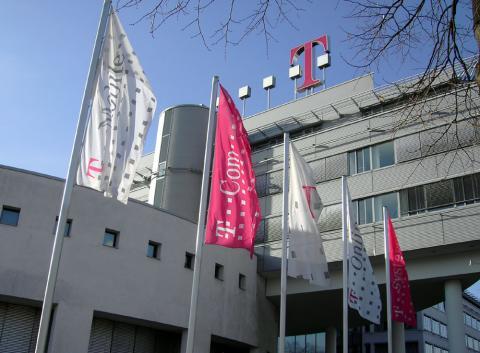 Sede de Deutsche telekom
