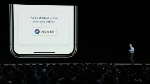 Siri Apple WWDC 2018
