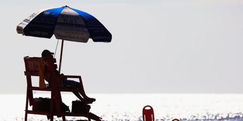 Socorrista en la playa [RE]