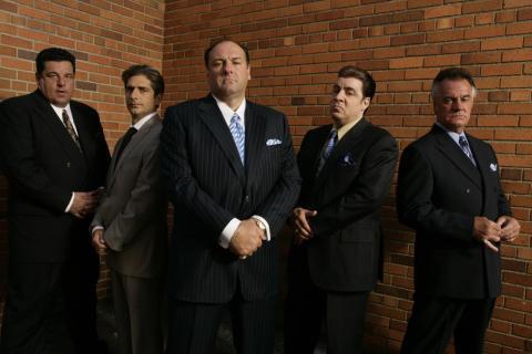 Los Soprano HBO