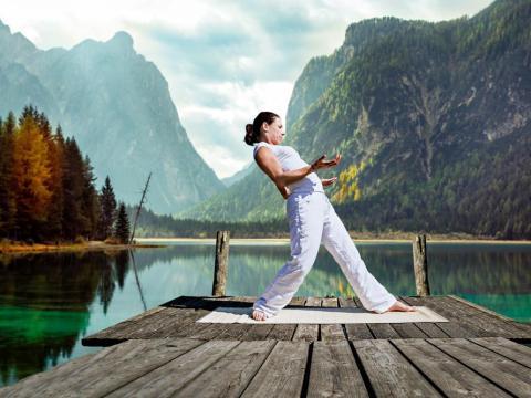 Entrenamientos de fuerza como el tai-chi son mejores para preservar la degeneración asociada a la edad