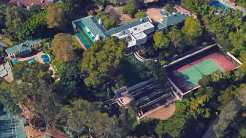 Taylor Swift is renovating the Goldwyn estate as a historic landmark.