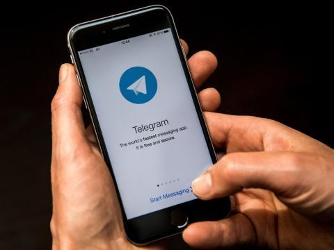 Telegram (RE)