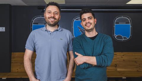 Los fundadores, Avi Meir y Javier Suárez