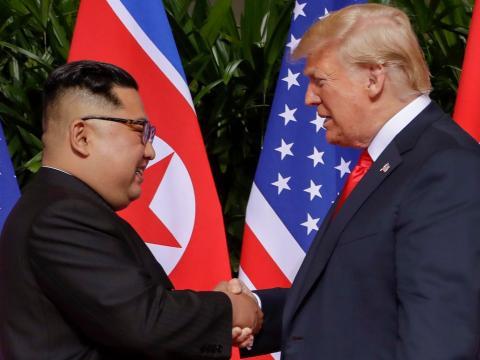 [RE]encuentro entre Trump y Kim Jong Um