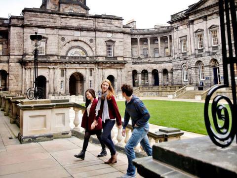 Universidad de Edimburgo [RE]