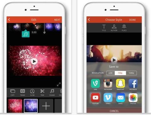 videoshop iphone