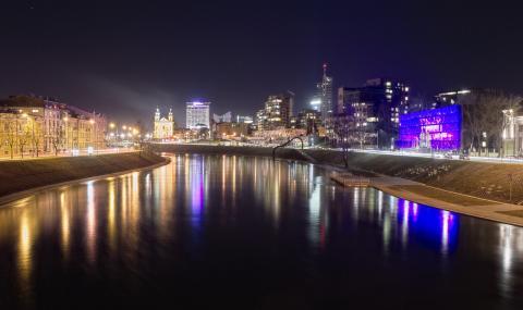 Vilnius en Lituania
