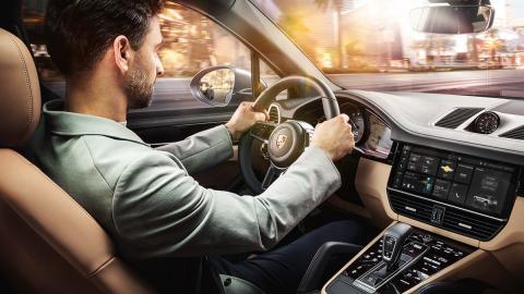 Al volante del nuevo Porsche Cayenne