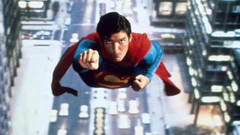"4. Christopher Reeve as Clark Kent/Superman in ""Superman"" (1978)"
