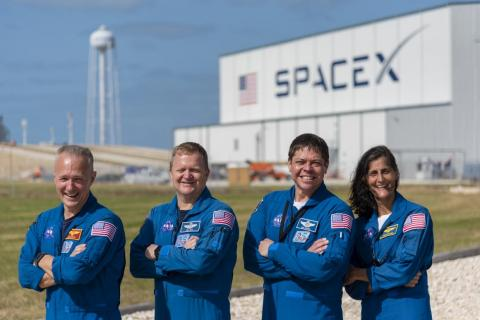 La NASA seleccionó a los 9 astronautas de un elenco de 34 aspirantes [RE]