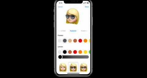 9. Apple is taking Animojis to the next level with a Bitmoji-esque feature called Memoji, which lets you create your own personalized Animoji. You can make your avatar look like the real you, or like someone else entirely.