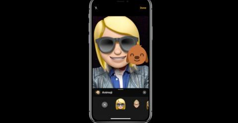 10. Apple's Messages app will be much more like Snapchat in iOS 12. The camera function in the Messages app will be able to add filters, text, and stickers — you can even apply Animoji and Memoji in your videos.