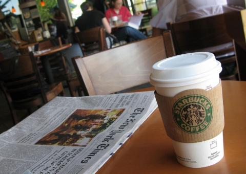 Evita los viajes a por café.