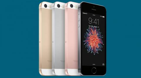1. The iPhone SE is remarkably affordable, at just $350 to start.