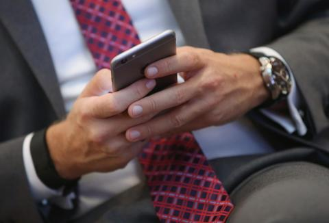 Mindlessly checking emails on your phone can easily take you out of the flow state that productivity requires.