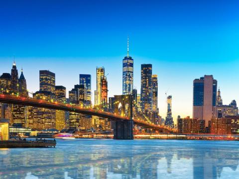 6. New York, New York