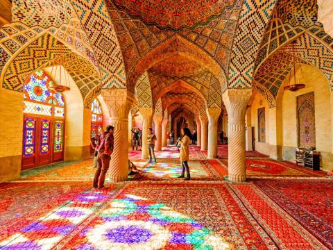 13. Iran