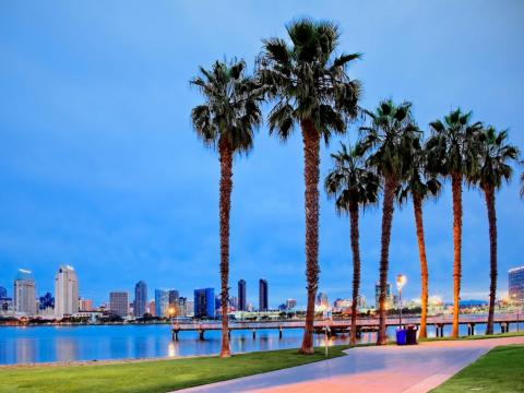 27. San Diego, California