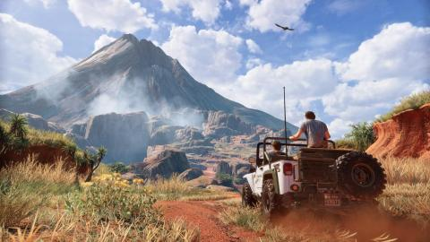 """Uncharted 4: A Thief's End,"" made by Sony's Naughty Dog studio, is a gorgeous thrill ride."