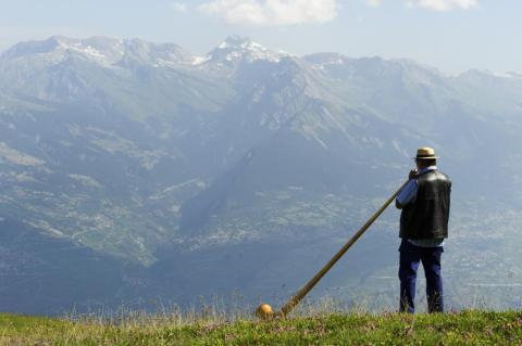 17. Switzerland