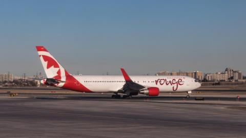 18. Air Canada Rouge