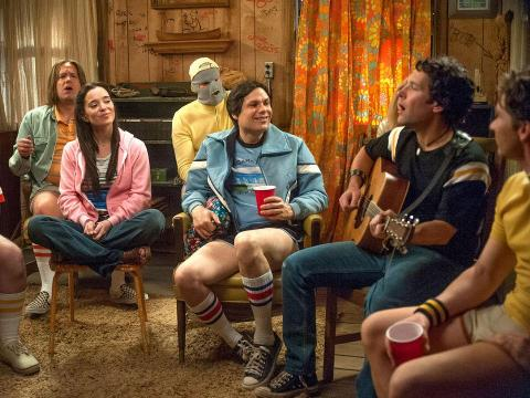 """20. """"Wet Hot American Summer: First Day of Camp"""" — 92%"""