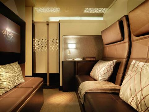 2. Etihad Airways