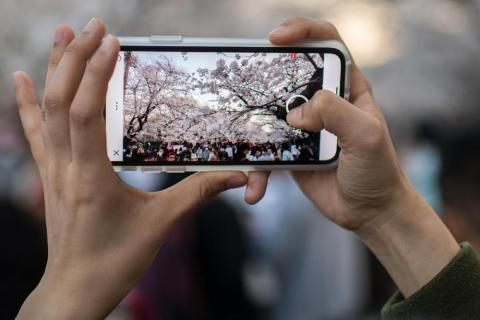 Constantly taking out your smartphone to take a photo can keep you from being in the moment.