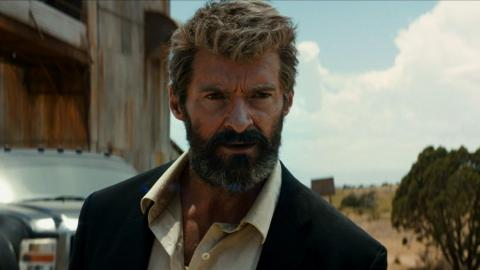 "1. Hugh Jackman as Logan/Wolverine in ""Logan"" (2017)"