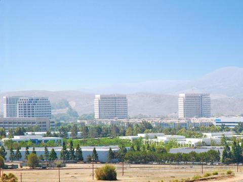 25. Irvine, California
