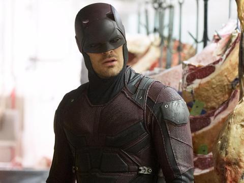 """21. """"Marvel's Daredevil"""" — 90%"""