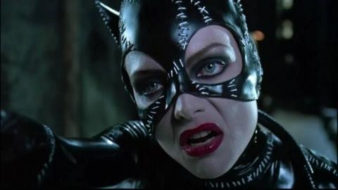 "3. Michelle Pfeiffer as Selina Kyle/Catwoman in ""Batman Returns"" (1992)"